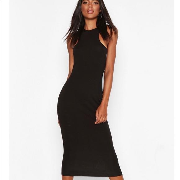 Boohoo Dresses & Skirts - Racer Nice Dress